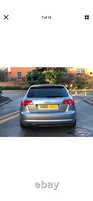 I Am Selling My Audi A3 Quattro 2.0 Tdi 170 Bhp 5dr Sportback 4x4 In Silver