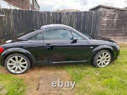 Jrs01 Audi Tt 1.8t 225 Bhp Quattro