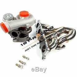 K04 023 Turbo+Exhaust Manifold FOR Audi TT S3 210 225HP Seat Leon 1.8T BAM BFV