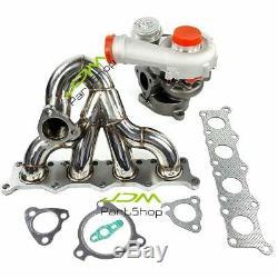 K04-023 Turbo+ Exhaust Manifold Header For Audi S3 TT /Seat Leon 1.8T 210 /224HP