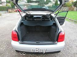 L@@k Excellent High Spec Example Audi S4 B5 2.7 Bi Turbo 260+ Bhp Quattro Avant