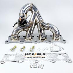 New Turbo Exhaust Manifold for Audi A3 S3 1.8L TT 225hp / Seat LEON CUPRA 1.8T R