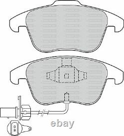Oem Spec Front + Rear Discs And Pads For Audi A4 Quattro 2.0 Td 143 Bhp 2008-11