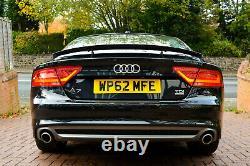 Rare 2013 Audi A7 3.0 BiTDi 313bhp V6 S line Tiptronic Quattro Massive Spec, FSH