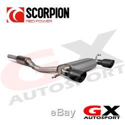 SAU040C Scorpion Exhausts Audi TT Mk1 Quattro 180 225bhp 1998-2006 Res CatBack