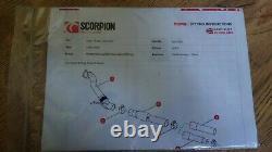 SAUX075 Scorpion Exhausts Audi TT Mk1 Quattro 225bhp 98-05 Downpipe SportsCat