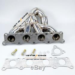 SS Turbo Exhaust Manifold V3 for Audi A3 S3 quattro S3 8L / TT 1.8 T quattro 8N