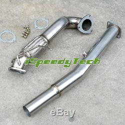 Stainless 3 Exhaust Downpipe For Audi A3 S3 8L 8N TT Quattro MK1 225BHP 1.8T