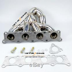 Stainless Steel Turbo Exhaust Manifold NEW FOR Audi TT S3 210 225 BHP Quattro