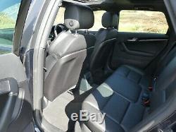 Top Spec 09 Audi Quattro 2.0L 170bhp TDi A3 Sportback, runs a dream, 50+mpg