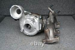 Turbocharger 720855 for 1.9 TDI Audi, Seat, Skoda, Volkswagen. 130 BHP, 96 kW