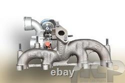 Turbocharger 721021 for Volkswagen Golf, Bora. 1.9 TDI 150 BHP, 110 kW