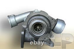Turbocharger 760698 for Volkswagen Transporter T5 2.5 TDI, 130 BHP + GASKETS