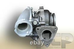 Turbocharger 760698 for Volkswagen Transporter T5. 2.5 TDI, 2460 ccm, 130 BHP