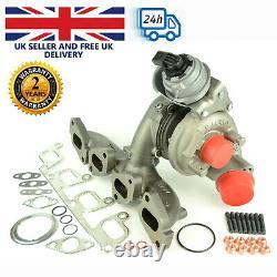 Turbocharger 785448 2.0 TDI Audi, Seat, Skoda, Volkswagen, 170 / 177 BHP