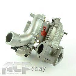 Turbocharger AUDI A4, A5, A6, A7, A8, VW Touareg 3.0 TDI. 204HP, Turbo 804986