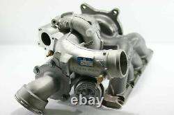 Turbocharger for 1.8 TFSI / TSI. AUDI, SEAT, SKODA, VW. 118 kWith160 BHP
