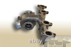 Turbocharger for AUDI, VW, SEAT, SKODA 1.9 TDI. 1896 ccm, 66 / 74 / 77 kW