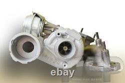 Turbocharger for Dodge, Jeep, Seat Volkswagen 2.0 TDI, CRD. 100/103 kW. 756062