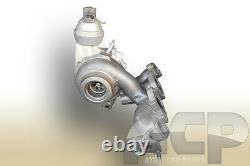Turbocharger for Seat Altea, Leon, Toledo, Skoda Octavia. 2.0 TDI 170 BHP