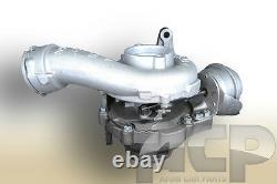 Turbocharger no. 760699 for Volkswagen T5 Transporter 2.5 TDI. 174 BHP, 128 kW