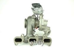 Turbocharger no. 789016 for 1.2 TDI SKODA, SEAT, VOLKSWAGEN 75 BHP + GASKETS